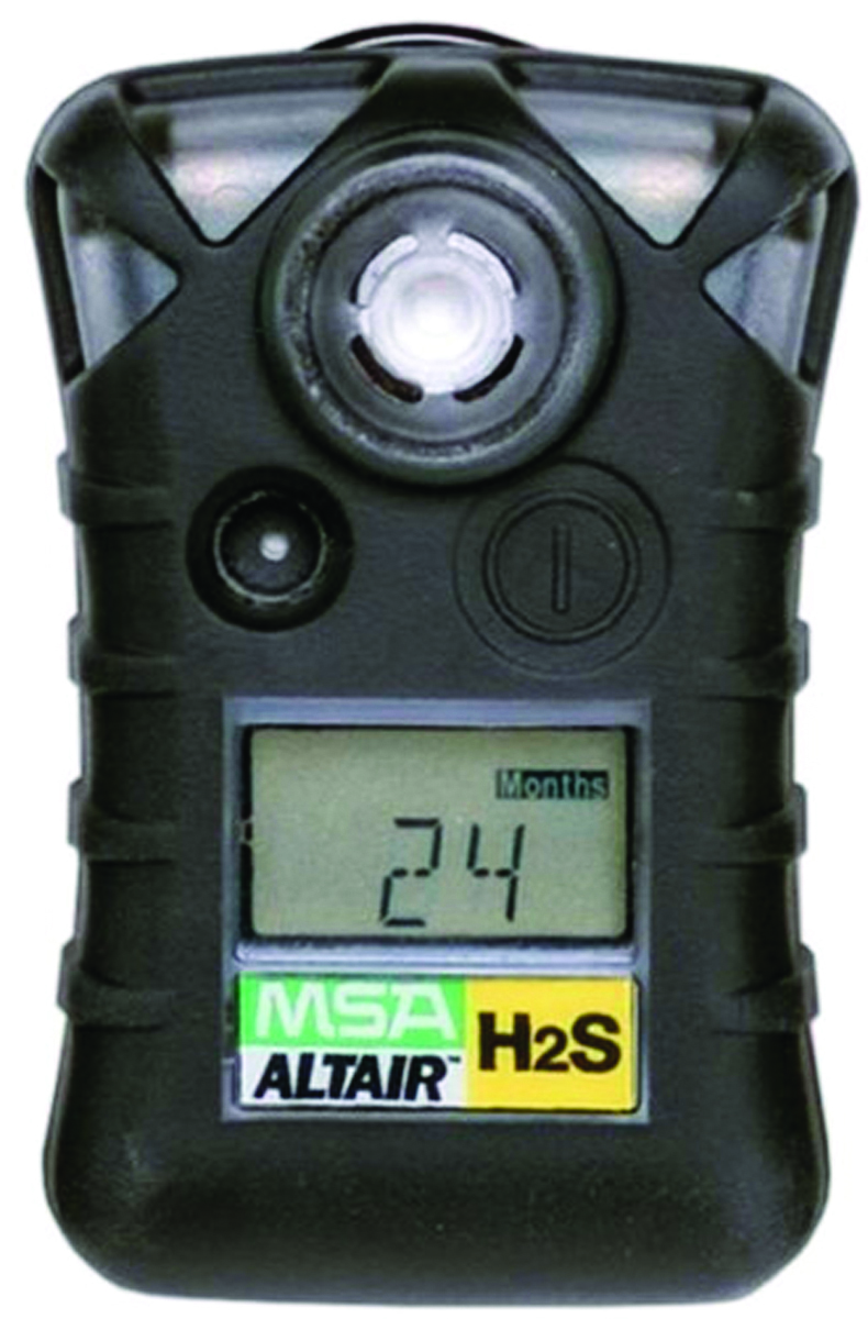10092523 - ALTAIR® Single-Gas Detector-Oxygen (O2)-19.5% VOL-23% VOL---UOM: 1/EA