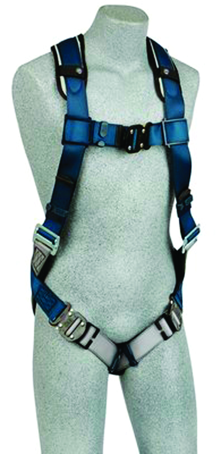 1107975 - ExoFit™ Vest Style Harnesses-ExoFit™ Vest Style Harnesses-Blue, Size Small----UOM: 1/EA