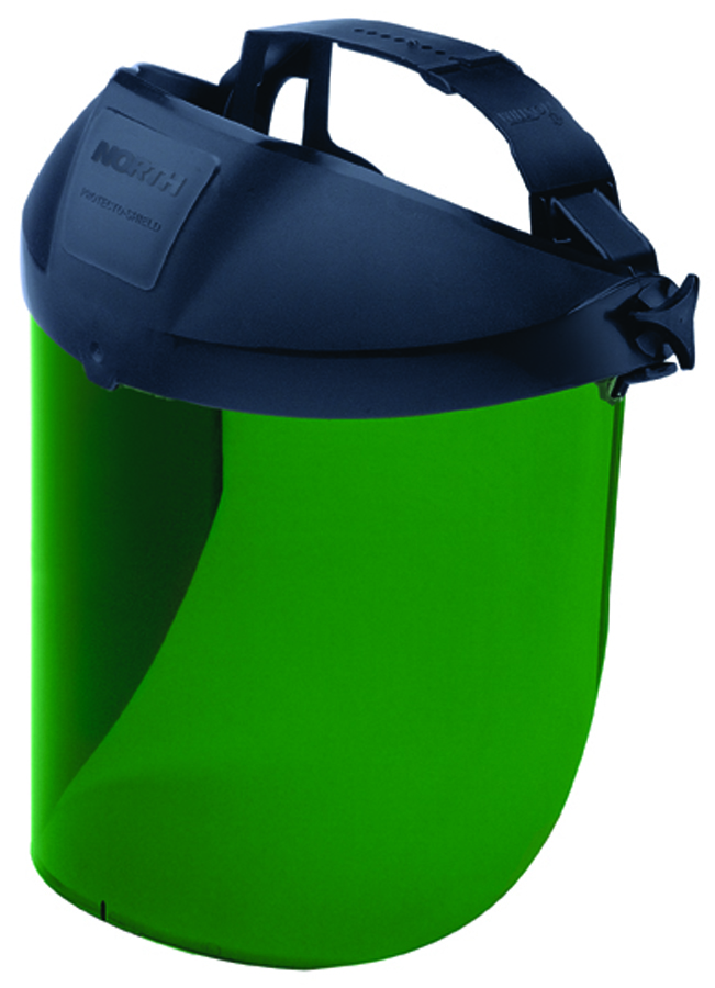 11380048 - Protecto-Shield® Replacement Visors -Polycarbonate, Medium Green-----UOM: 1/EA