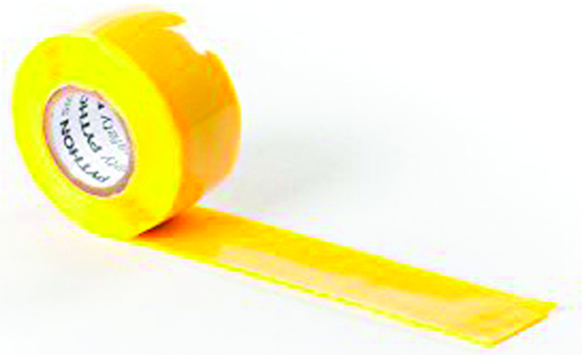1500174 - Heavy-Duty Quick Wrap Tape II-Heavy-Duty Quick Wrap Tape II-Yellow, 1