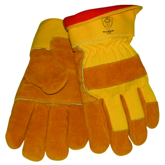 1578B - 1578B Economy Winter-Lined Work Gloves-1578B Economy Winter-Lined Work Gloves-Size L----UOM: 1/PR
