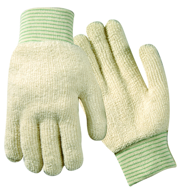 1666 - Jomac® Standard Weight Sleeves-Heat Resistant Gloves-Jomac® Standard Weight Gloves, Protects up to 300°F-Large---UOM: 12/PK