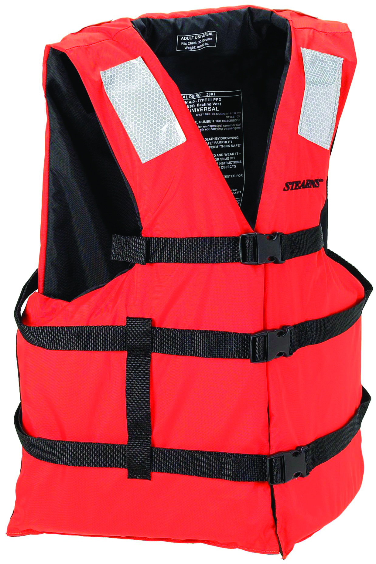 2000011389 - General Purpose Vests-General Purpose Life Vests-Size: Universal----UOM: 1/EA