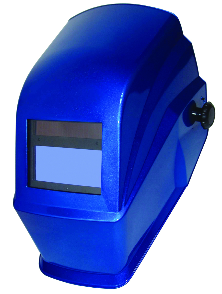 21931 - Jackson Safety®* W40 NITRO* Welding  Helmet with NITRO*  Auto-Darkening Filter-Blue-----UOM: 1/EA