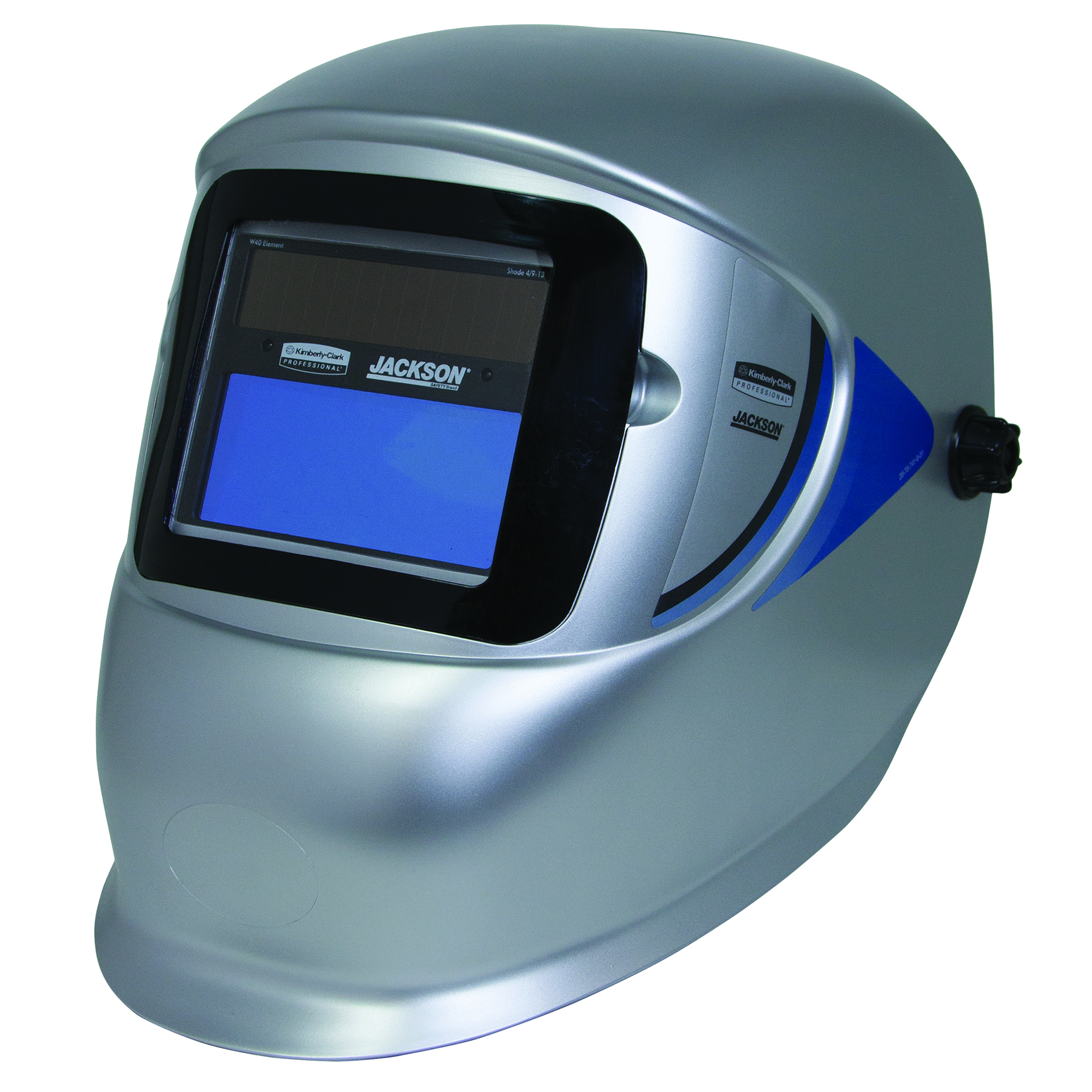 23282 - Jackson Safety®* ELEMENT* Variable  ADF Welding Helmet-Variable ADF, Viewing Field 3.78
