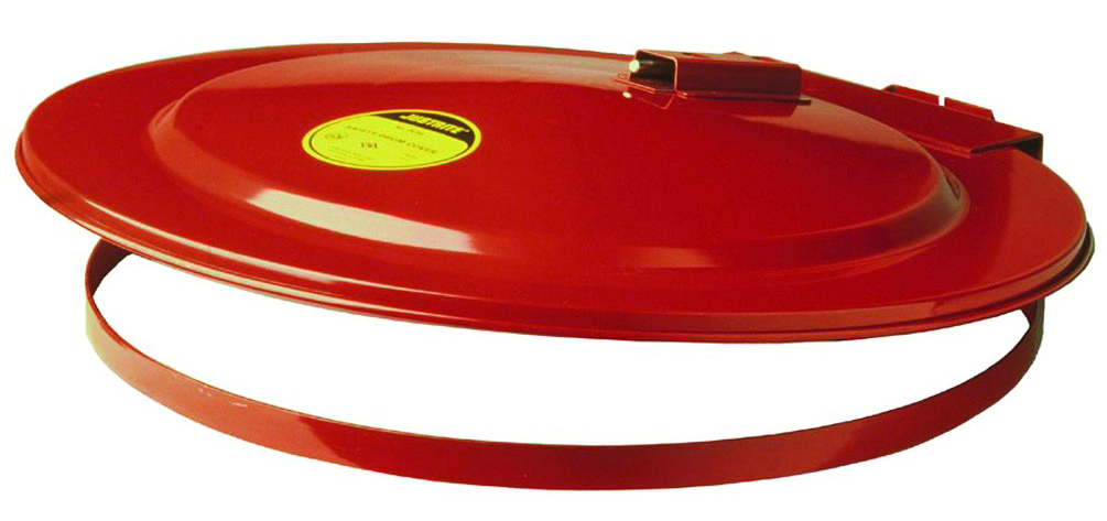 26750 - 55 Gallon Safety Drum Cover-55 Gallon Drum Cover-Red,----UOM: 1/EA