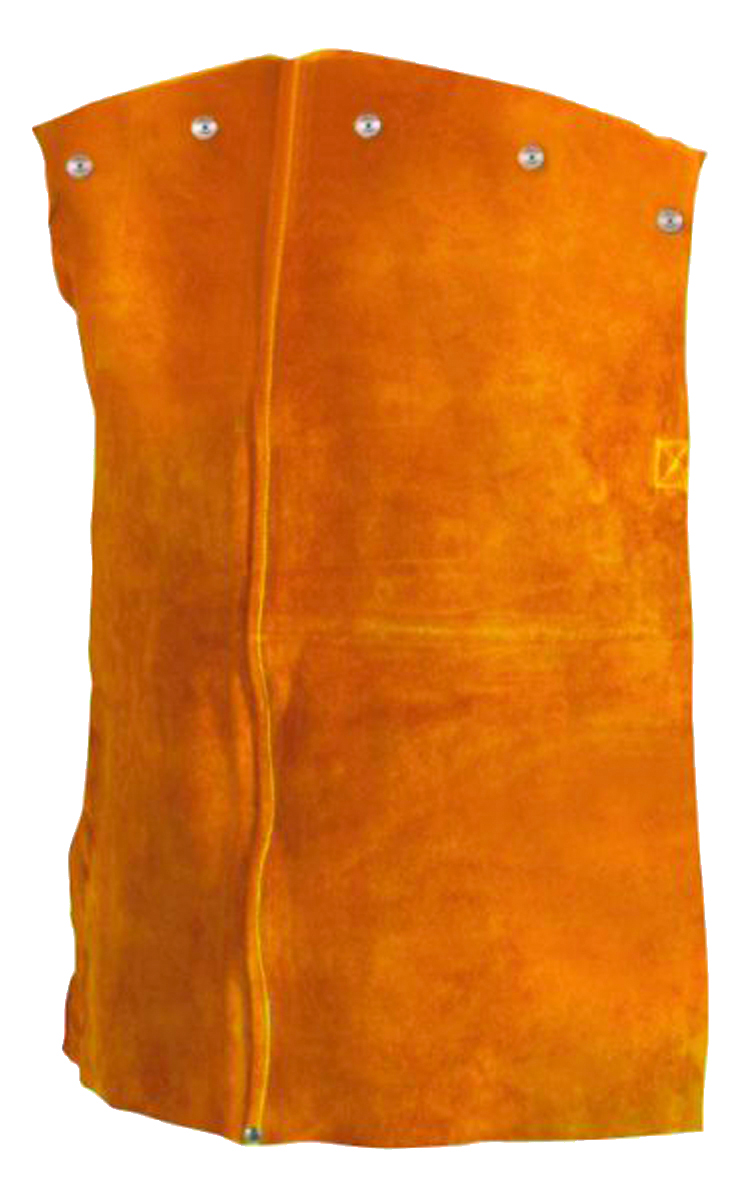 3120 - Cowhide Split Cape Sleeve and Bib-Leather Bib, 20