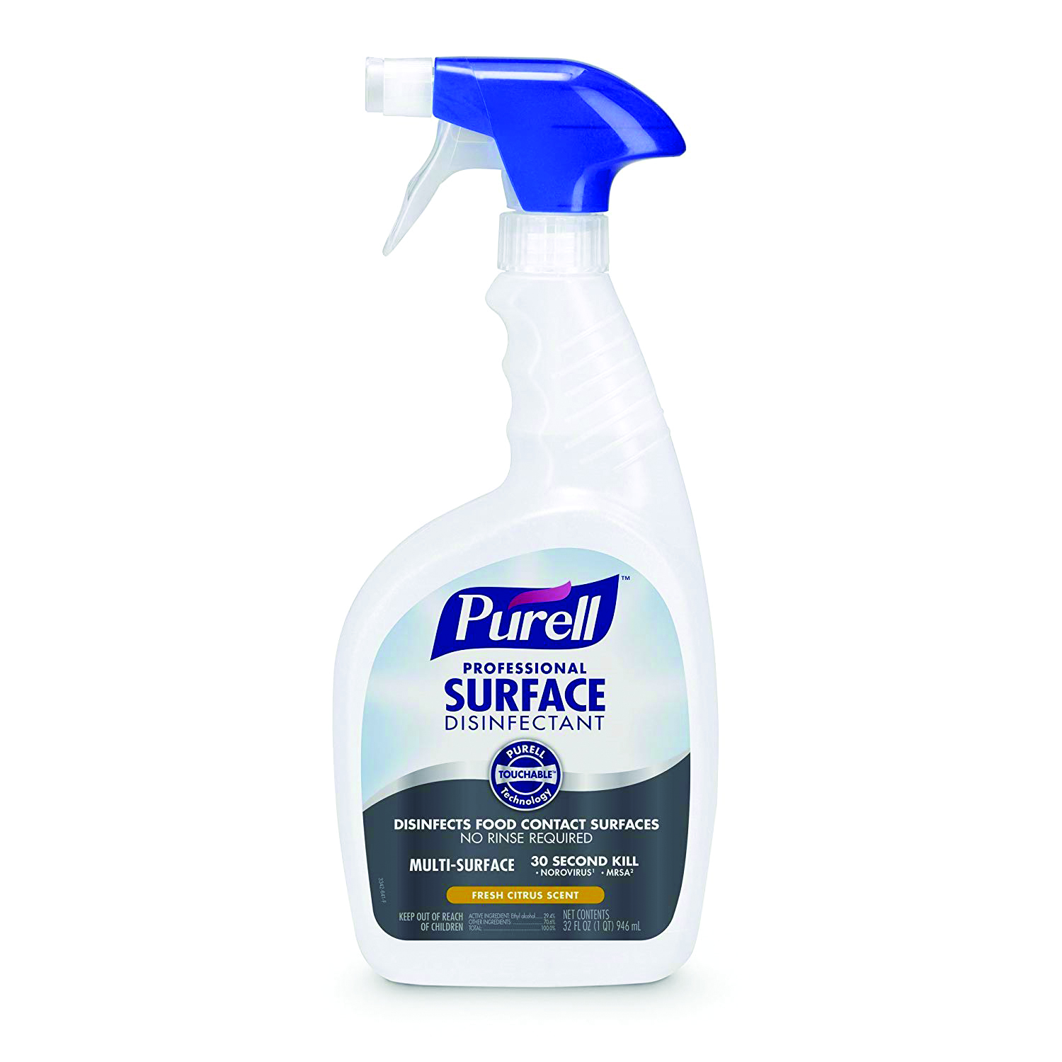 3342-03 - PURELL® Professional Surface Disinfectant-32 oz. RTU - bottles capped & sealed with triggers-----UOM: 3/CS