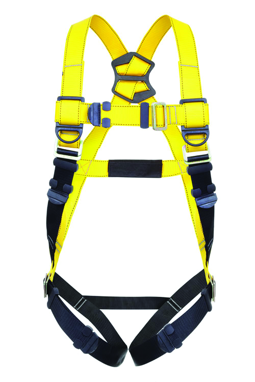 37018 - Series 1 Harness-Series 1 Harness-Size: XL-2XL, Chest Quick-Connect, Leg Tongue Buckles----UOM: 1/EA