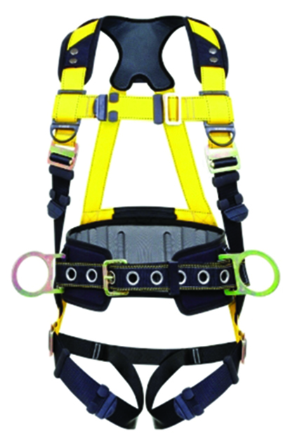 37117 - Series 3 Harness-Series 3 Harness-Size: M-L, Chest Quick-Connect, Leg Tongue Buckles----UOM: 1/EA