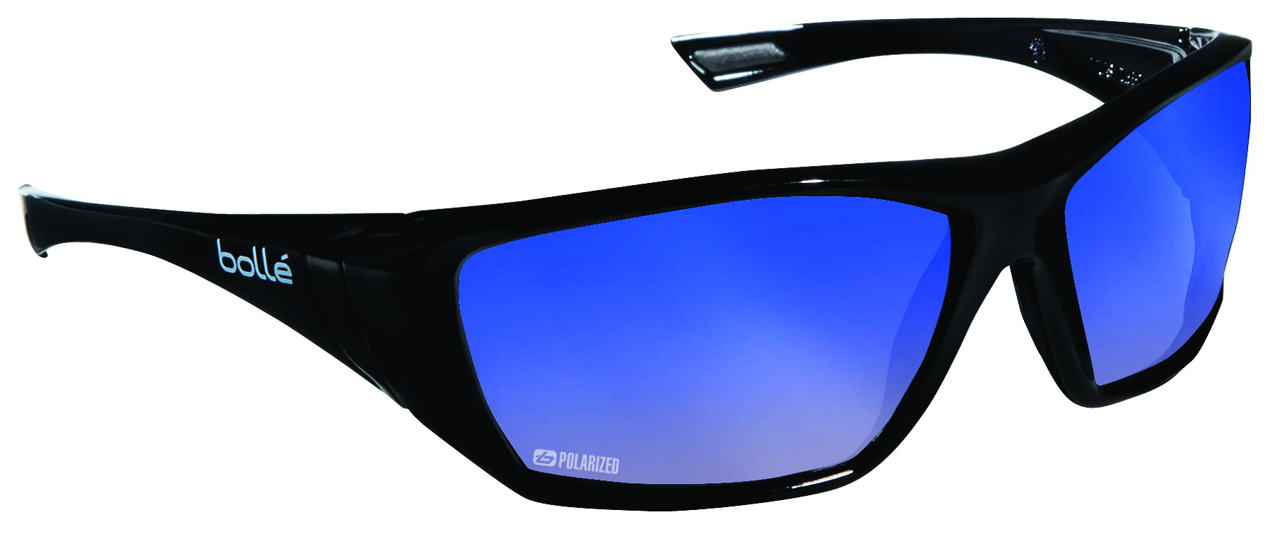 40149 - Hustler Safety Glasses-Shiny Black - Smoke Lens Anti-Fog/Anti-Scratch Lens Coating-----UOM: 1/EA