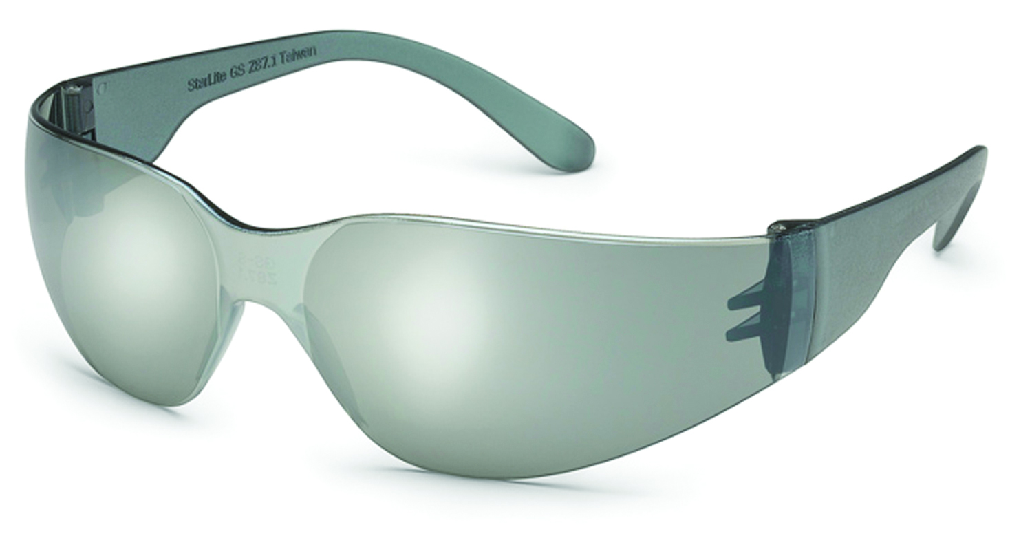 4679 - StarLite® Safety Glasses-Clear Anti-Fog Lens, Clear Temple-----UOM: 1/EA