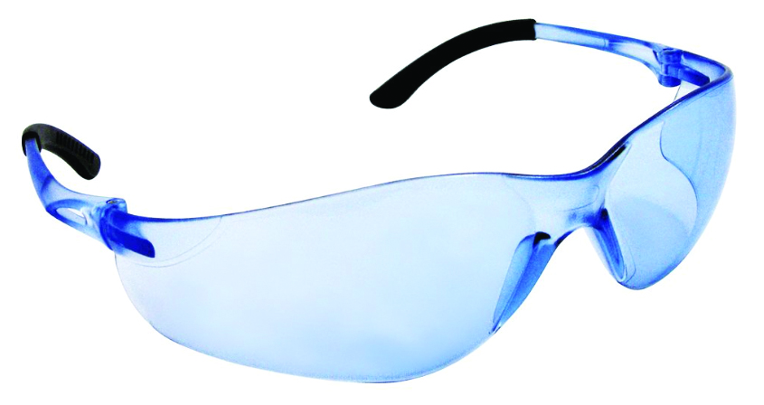 5330 - NSX™ Turbo Safety Glasses-Clear Lens, Clear Temples-----UOM: 1/EA