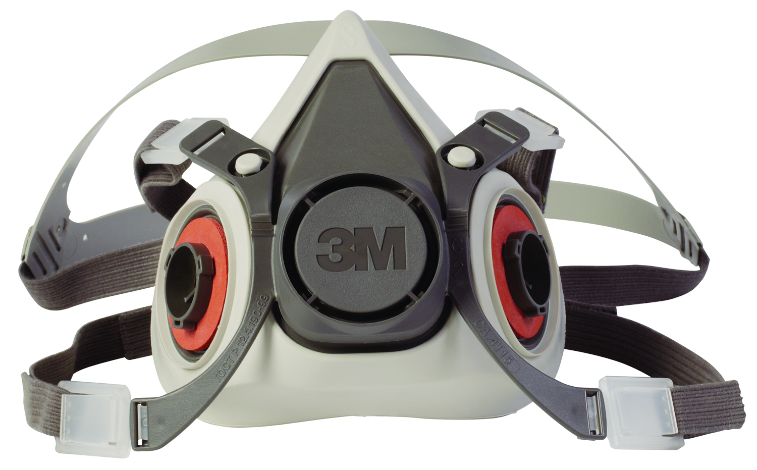 6300 - 3M Half Facepiece Respirators 6000 Series-Half Facepiece Respirators, 6000 Series-Large----UOM: 1/EA
