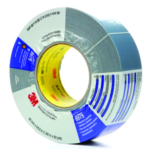 70006413465 - 3M™ Performance Plus Slate Blue Duct Tape 8979-72 mm x 54.8 m, 12.1 mil Thick-----UOM: 1/RL