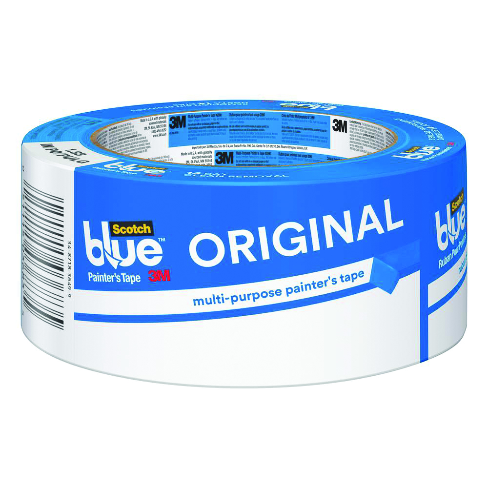 70006960200 - ScotchBlue™ Original Painter's Tape 2090-48 mm x 54.8 m, (1.88