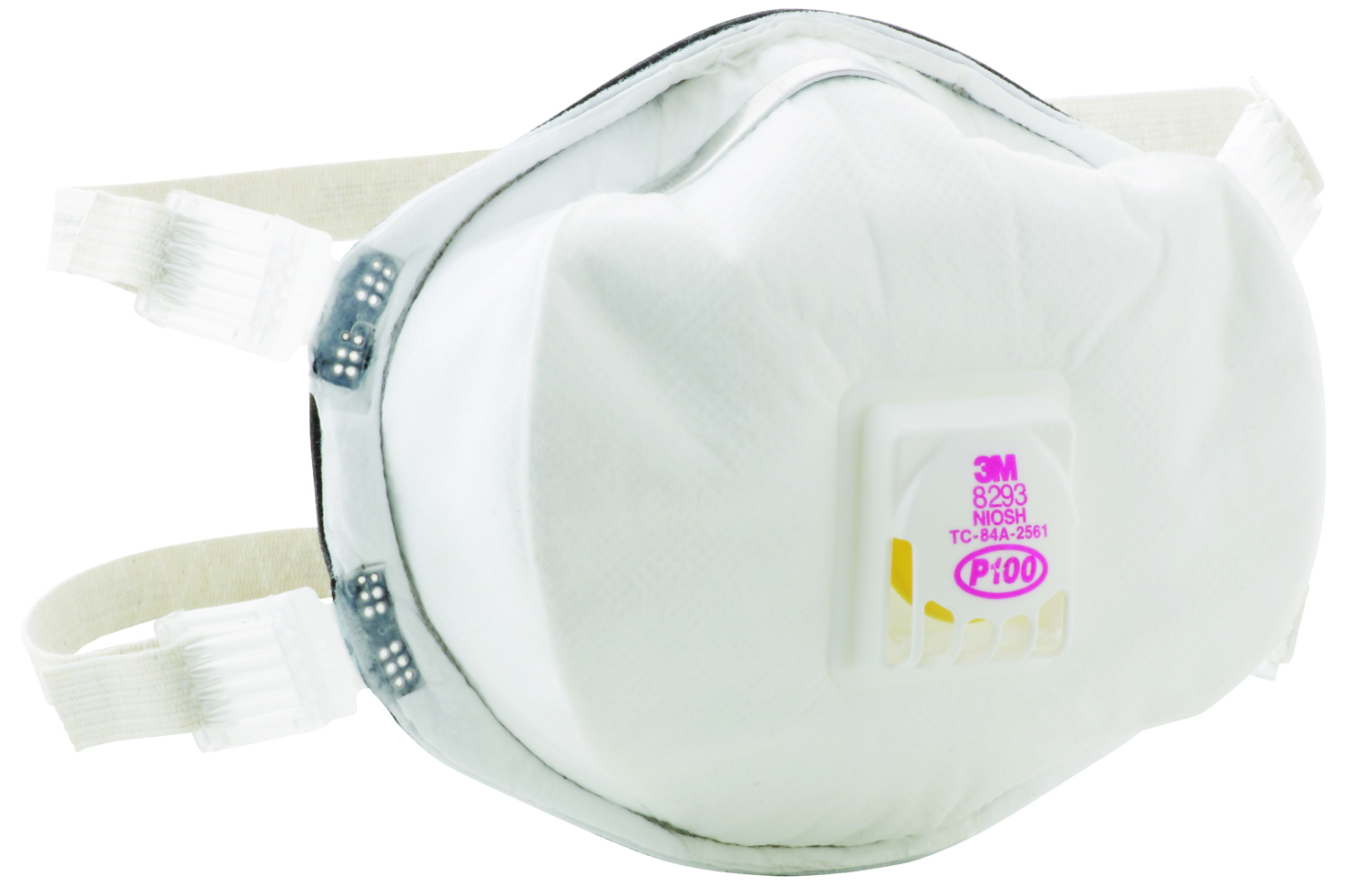 8293 - 3M Particulate Respirator 8293 P100-Disposable Particulate Respirator-P100----UOM: 1/EA