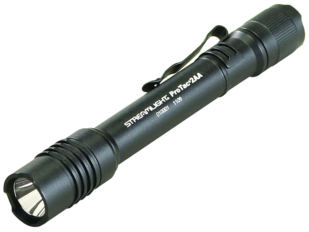 88033 - Protac® 2AA Flashlight-Tactical Pocket Size Light-----UOM: 1/EA