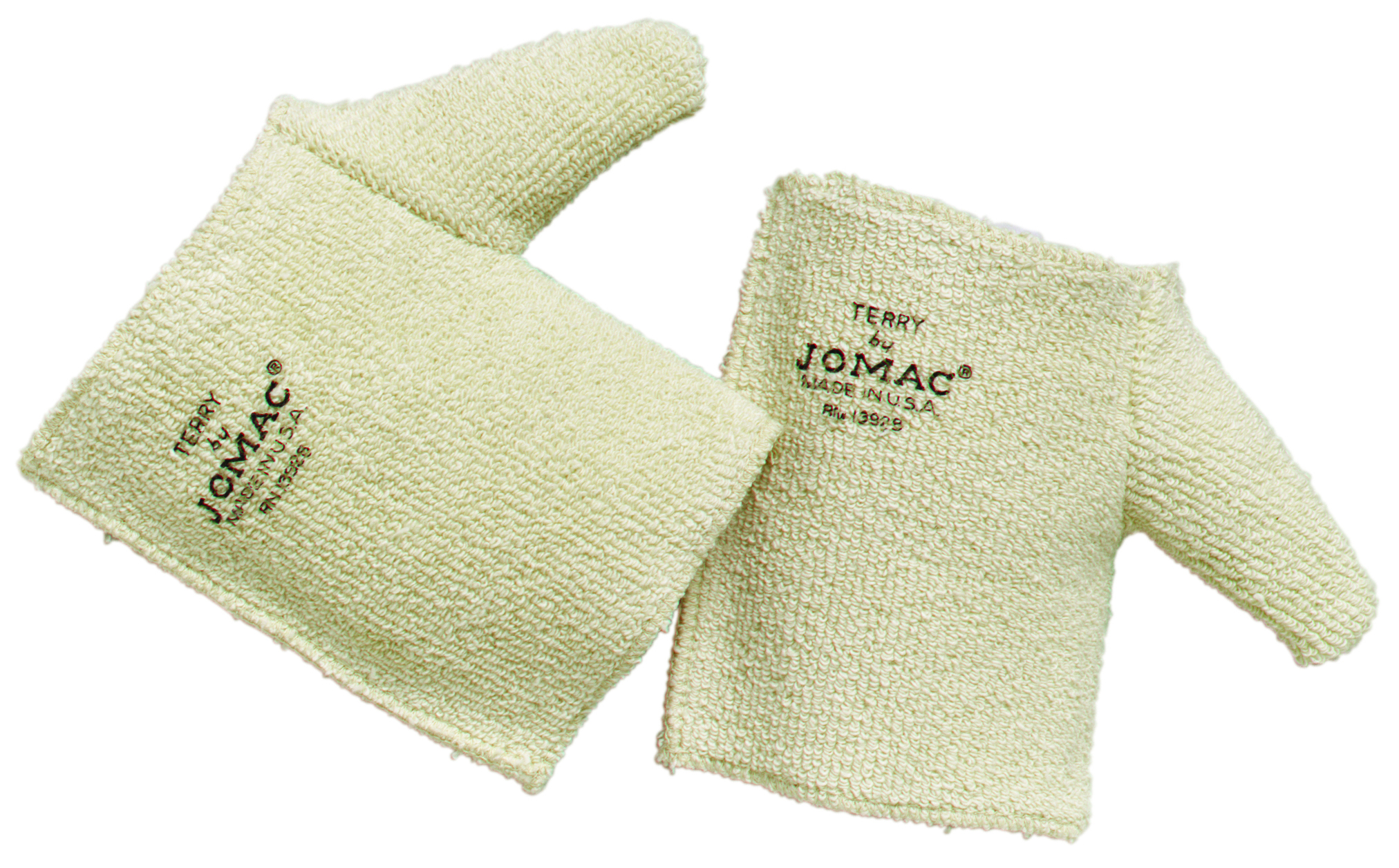 H-183 - Jomac® Extra Heavy Weight Terry Cloth Pads-Heat Resistant Gloves-Jomac® Extra Heavy Weight Terry Cloth Pads-10