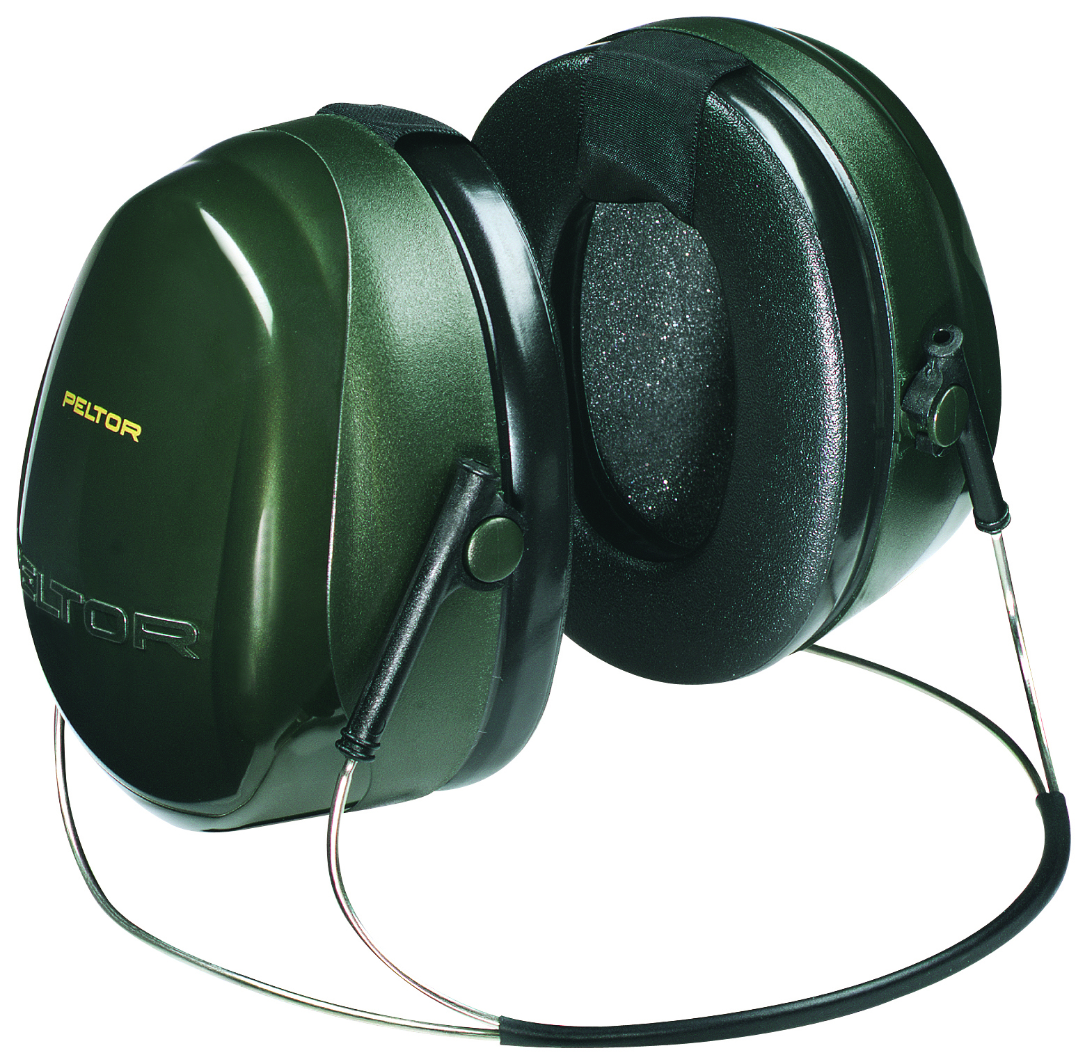H7B - 3M™ Peltor™ Optime™ 101 Series Earmuffs-(NRR)* 26 dB, Behind-the-HEAd-----UOM: 1/EA
