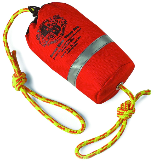 I020ORG-00-000 - Rescue Mate Rescue Bags-Rescue Bag with 50 ft. of Rope-----UOM: 1/EA