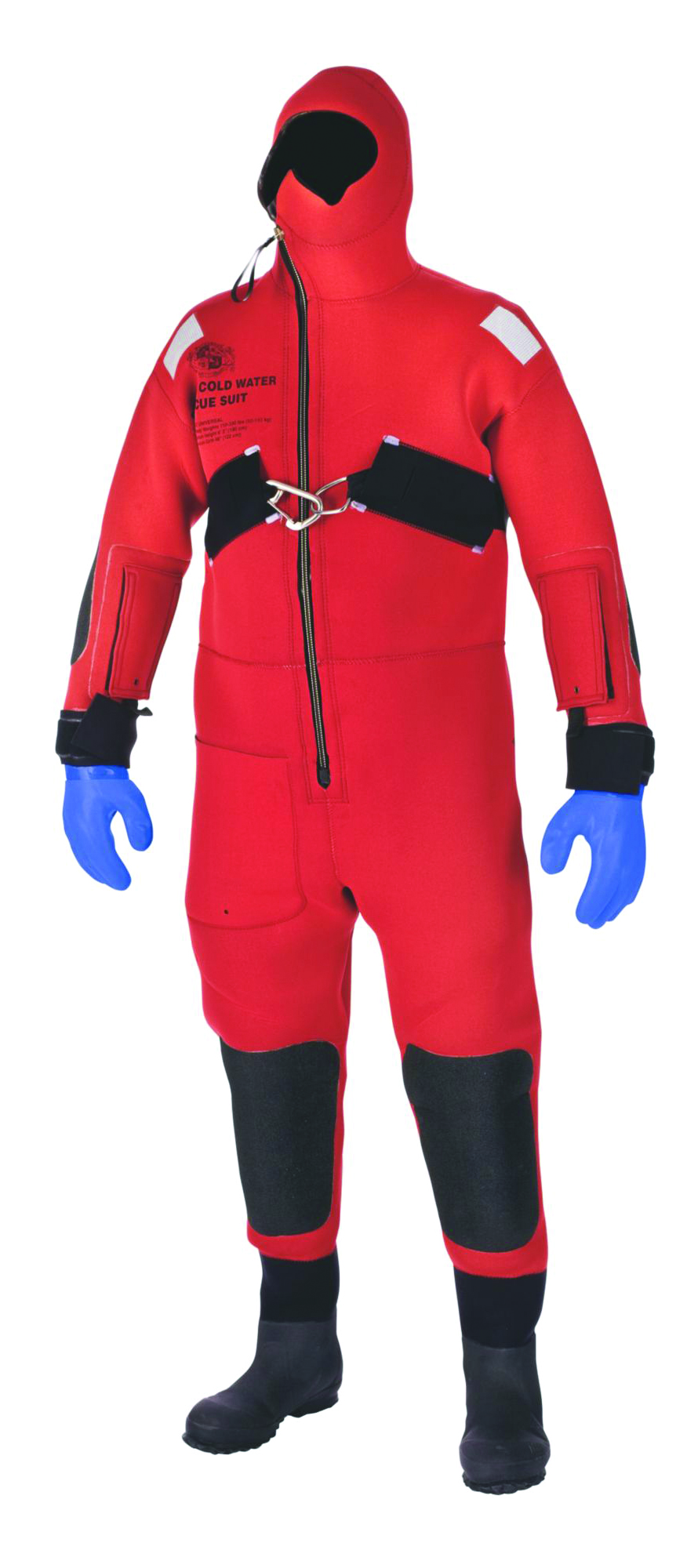 2000027421 - Ice Rescue Suits-Ice Rescue Suit-Size: Small, Up to 250 lbs. Max Height: 5 ft. 8 in. (173 cm)----UOM: 1/EA