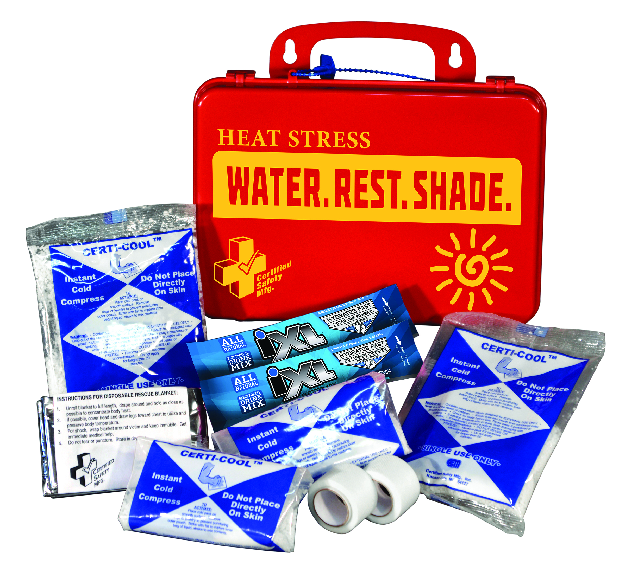 K613-040                       - Heat Stress Relief-Heat Stress Relief Kit-----UOM: 1/EA