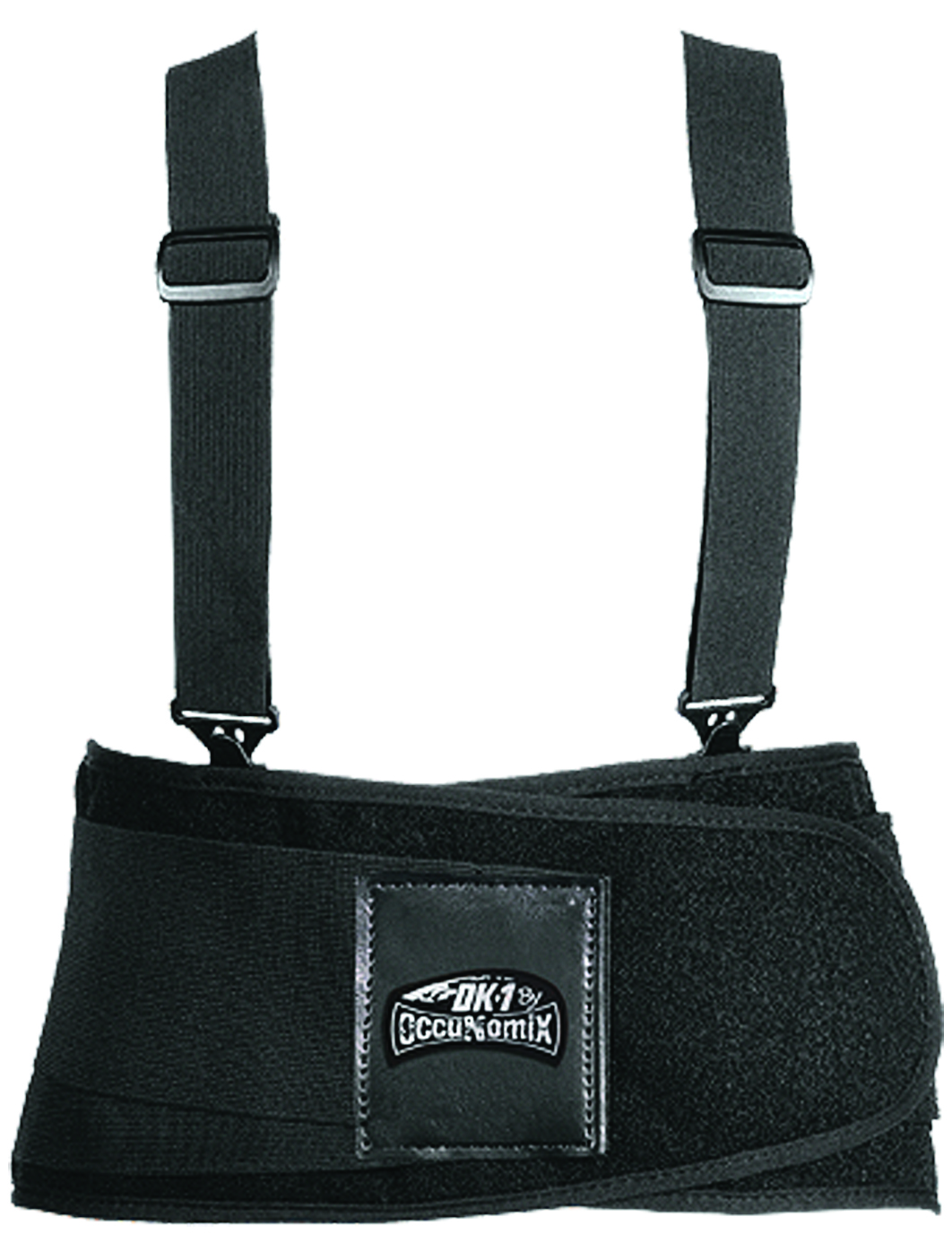 OK-UNIV - Classic Universal Back and Abs Support-Black-----UOM: 1/EA