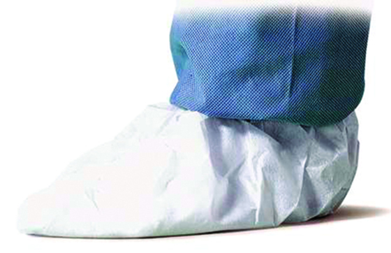 PE440SWHXL020000 - DuPont™ ProShield® 30 Shoe and Boot Covers-White, XLarge-Shoe Covers, Skid-Resistant----UOM: 100PR/CS