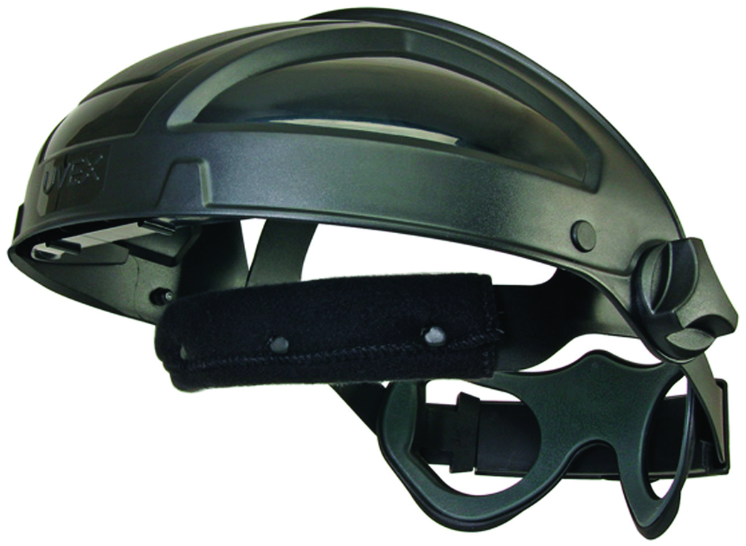 S9575 - Turboshield™ Faceshield and Replacement Visors-Replacement Visors-Gray, Hardcoat/Anti-Fog----UOM: 1/EA