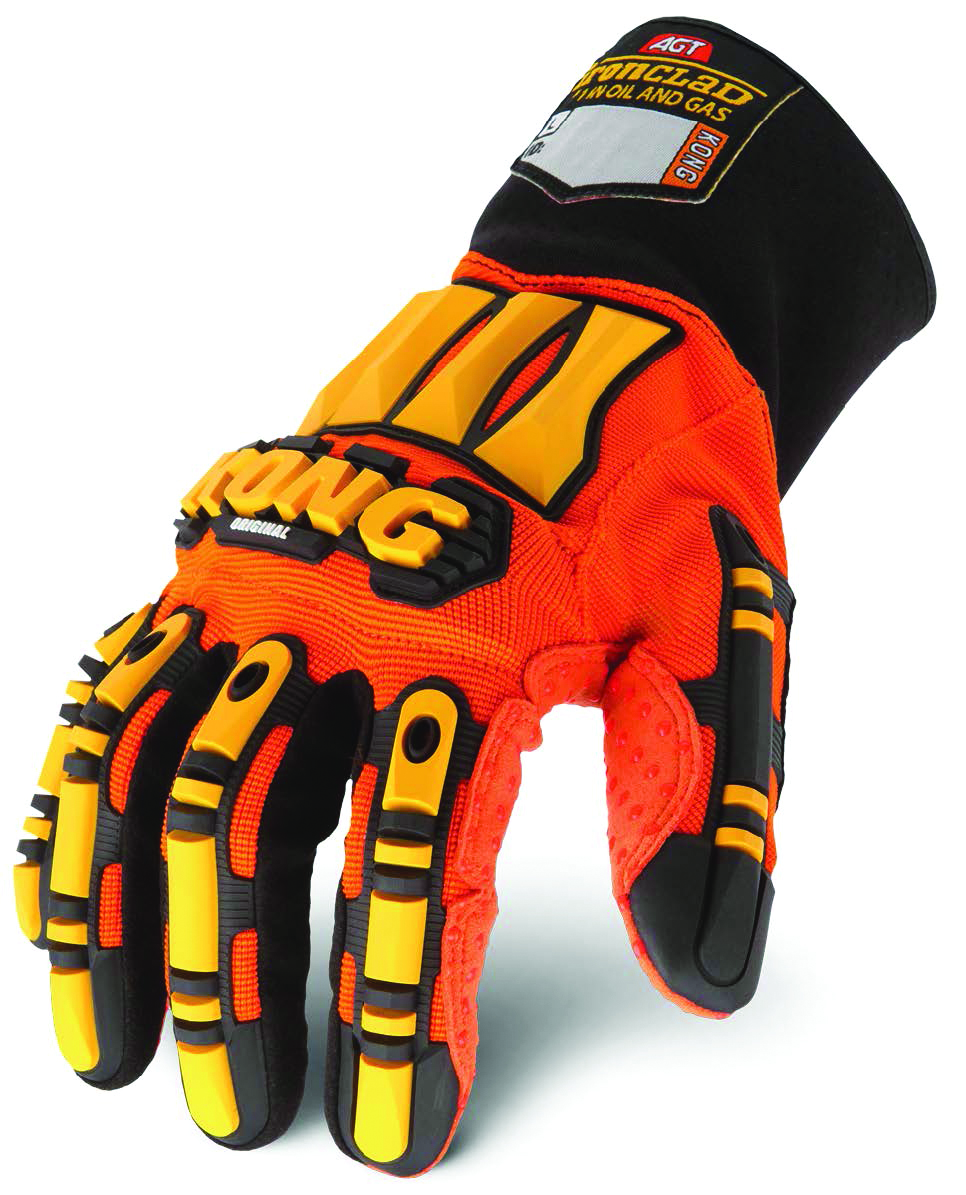 SDX2-02-S - KONG® Original Gloves-Trade and Utility Gloves-KONG® Original Gloves, oil and gas industry glove, impact protection -Small---UOM: 1/PR