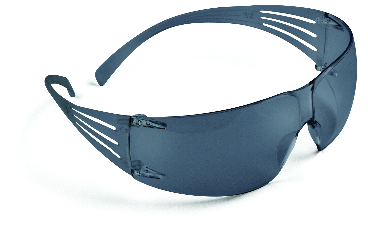 SF201AF - 3M™ SecureFit™ 200 Series Protective Eyewear-SecureFit 200 Anti-Fog Coating-Clear Lens, Clear Frame----UOM: 20/CS