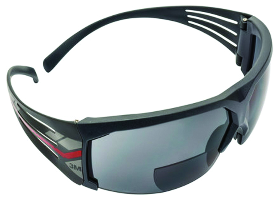 SF601SGAF - 3M™ SecureFit™ 600 Series Protective Eyewear-SecureFit 600 Anti-Fog Eyewear-Clear Lens, Gray Frame----UOM: 1/EA