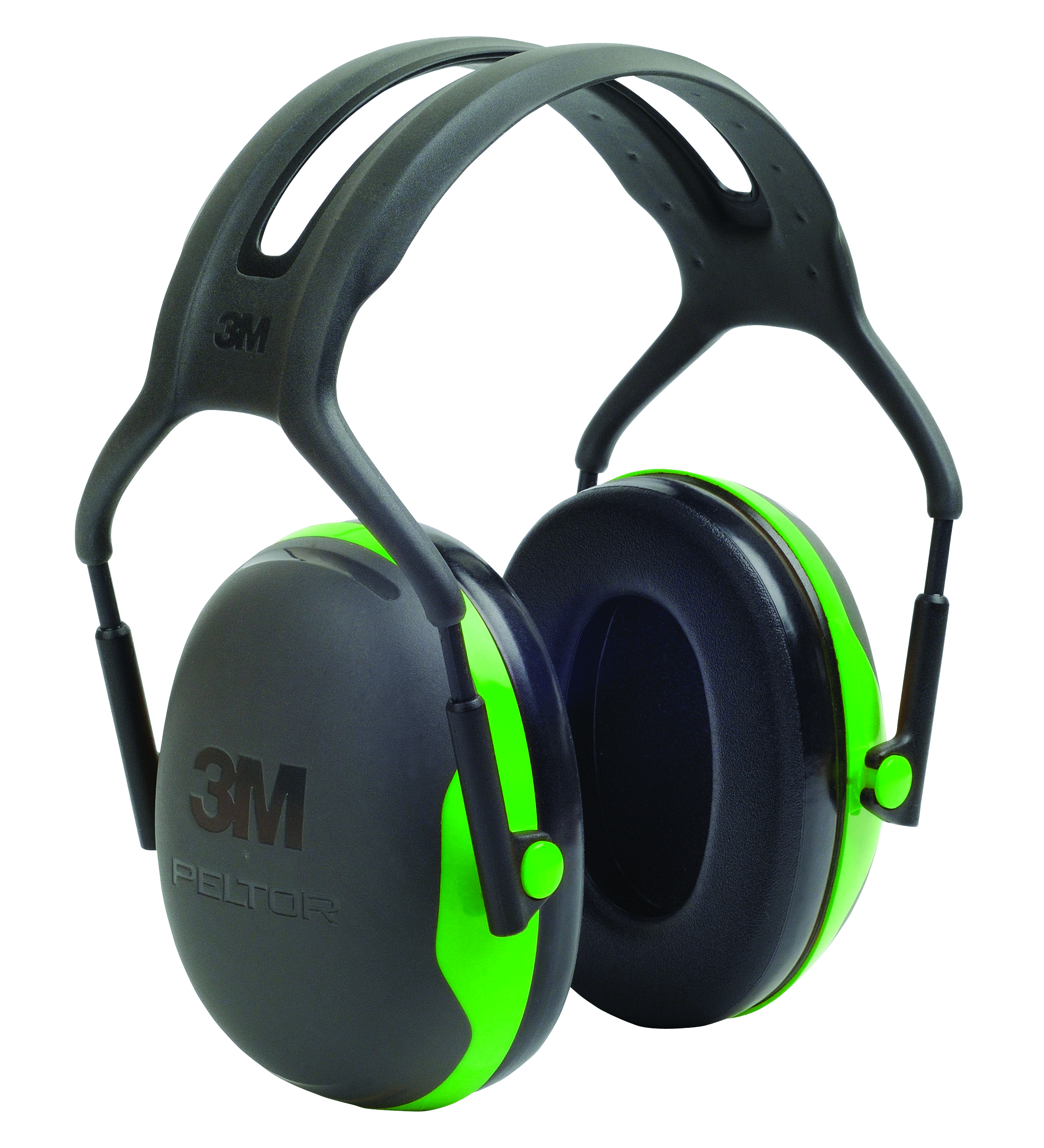 X5A - 3M™ Peltor™ X Series Earmuffs-(NRR)* 31 dB, Over-the-HEAd-----UOM: 1/EA